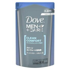 ユニリーバJCM Unilever Dove(ダヴ) クリーンコンフォート泡洗顔 つめかえ用(110ml)〔洗顔料〕【rb_pcp】