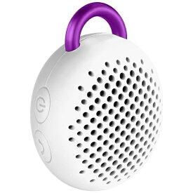 イデアインターナショナル IDEA INTERNATIONAL DVM002-WH ブルートゥース スピーカー Divoom(ディブーム)BLUETUNE BEAN ホワイト [Bluetooth対応][DVM002WH]