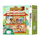任天堂 Nintendo どうぶつの森 ハッピーホームデザイナー ニンテンドー3DS NFCリーダー/ライターセット【3DSゲームソフト】【初回封入特典無し】