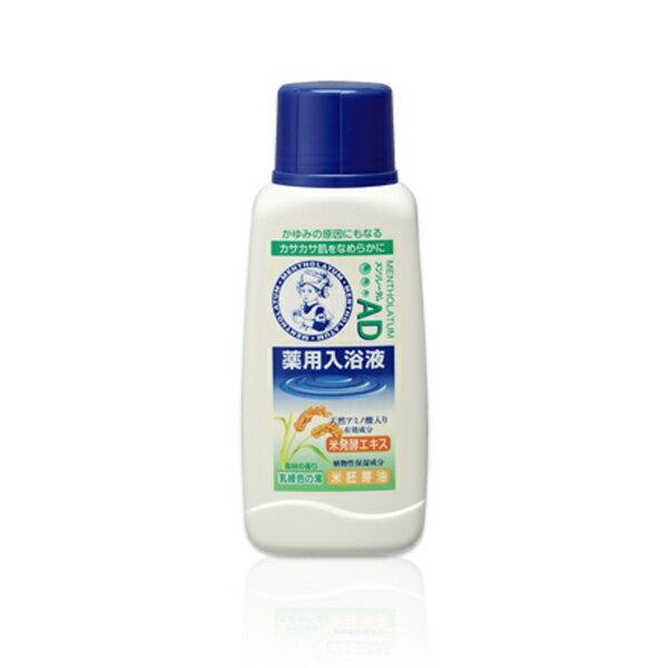 ロート製薬 ROHTO Mentholatum(メンソレータム)AD薬用入浴剤 森林の香り〔入浴剤〕