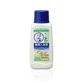ロート製薬 ROHTO Mentholatum(メンソレータム)AD薬用入浴剤 森林の香り [入浴剤]