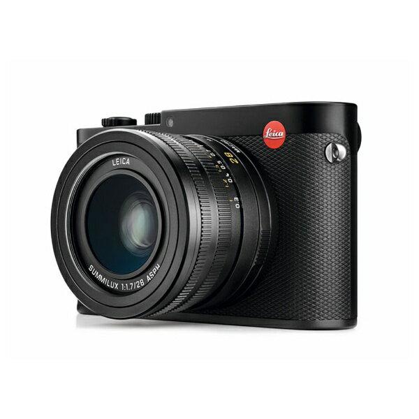 【送料無料】 ライカ コンパクトデジタルカメラ ライカQ(Typ 116) ブラック