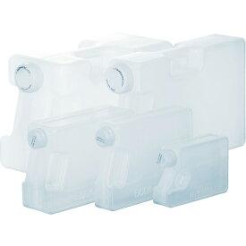 サンプラテック SANPLATEC ブックボトル 1L 透明 2208E