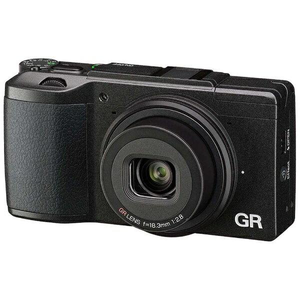 リコー RICOH 【2000円OFFクーポン配布中! 4/22 09:59まで】コンパクトデジタルカメラ GRII[GR2]