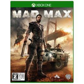 ワーナーエンターテイメントジャパン Warner Entertainment Japan マッドマックス【Xbox Oneゲームソフト】