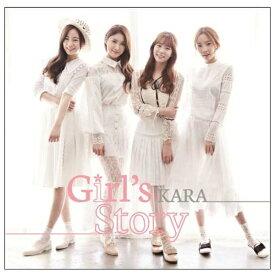 ユニバーサルミュージック KARA/Girl's Story 通常盤 【CD】