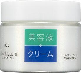 PDC ピーディーシー Pure NATURAL(ピュアナチュラル) クリームエッセンスモイスト100g【wtcool】