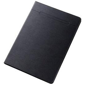 レイアウト rayout 10.0〜10.6インチタブレット用[横幅 280mm] スリムレザーケース 合皮 Lサイズ・ブラック RT-TBAL/B[RTTBALB]