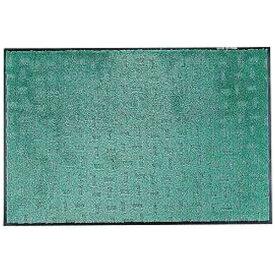 テラモト TERAMOTO エコレインマット900×1500mmグリーン MR0261461