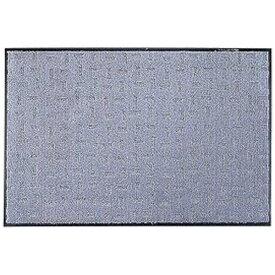 テラモト TERAMOTO エコレインマット600×900mmグレー MR0261405