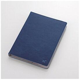 エレコム ELECOM 7.0〜8.4インチタブレット用[横幅 173〜225mm] タブレットケース レザータイプ ブルー TB-08LCHBU[TB08LCHBU]