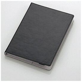エレコム ELECOM 7.0〜8.4インチタブレット用[横幅 173〜225mm] タブレットケース レザータイプ ブラック TB-08LCHBK[TB08LCHBK]