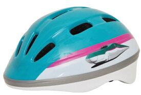 カナック企画 kanack 子供用ヘルメット E5系はやぶさヘルメット(はやぶさデザイン/50〜56cm) H-001[H001E5]