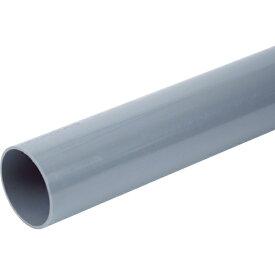 クボタ計装 kubota 排水用塩ビパイプ VU 100X2M VU100X2M