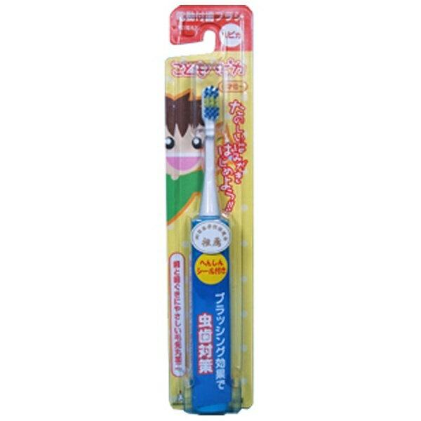 ミニマム DBK-1B-BP 電動歯ブラシ こどもHAPICA(こどもハピカ) ブルー[DBK1BBP]