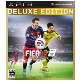 エレクトロニック・アーツ Electronic Arts FIFA 16 DELUXE EDITION【PS3ゲームソフト】[FIFA16DELUXEEDITION]