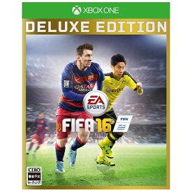 エレクトロニック・アーツ Electronic Arts FIFA 16 DELUXE EDITION【Xbox Oneゲームソフト】[FIFA16DELUXEEDITION]