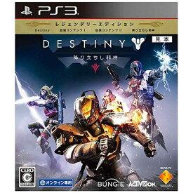 ソニーインタラクティブエンタテインメント Sony Interactive Entertainmen Destiny 降り立ちし邪神 レジェンダリーエディション【PS3ゲームソフト】