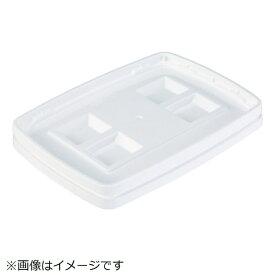 三甲 サンコー サンペールK#40-Nフタ(パッキン付) 白 SKK40NFWH《※画像はイメージです。実際の商品とは異なります》