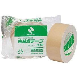 ニチバン NICHIBAN 布粘着テープ102N60ミリ 102N760
