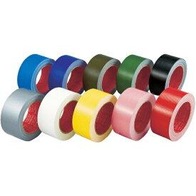 マクセル Maxell カラー布粘着テープ50mm ホワイト 339000WH0050X25