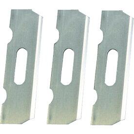 角利産業 KAKURI 利蔵 替刃式鉋 替刃3枚入 50mm 12634