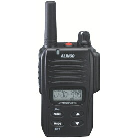 アルインコ ALINCO デジタル30ch対応 ハンディトランシーバー DJ-DP10B【要登録申請】
