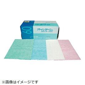 東京メディカル カウンタークロス 厚口 35x61cm グリーン 60枚入り FT302《※画像はイメージです。実際の商品とは異なります》