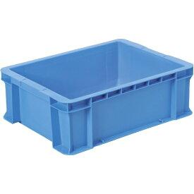 DICプラスチック ディーアイシープラスチック DA型コンテナDA-21 外寸:W480×D360×H167 青 DA21