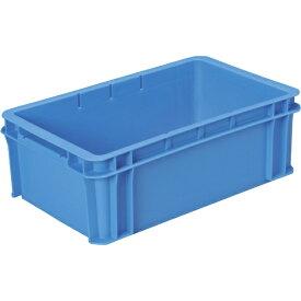 DICプラスチック ディーアイシープラスチック DAP型コンテナDAP-15 外寸:W461×D282×H157 青 DAP15