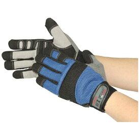 おたふく手袋 OTAFUKU GLOVE ネクステージ・バイパー ブルー M K43BLM