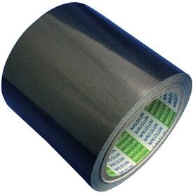 日東 Nitto 超高分子量ポリエチレンNo4430(黒)0.13mm×100mm×10m 4430BX13X100《※画像はイメージです。実際の商品とは異なります》