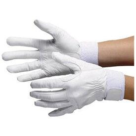シモン Simon 羊革手袋 セイバーNo.75白 M寸 SAVERNO.75M