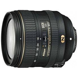 ニコン Nikon カメラレンズ AF-S DX NIKKOR 16-80mm f/2.8-4E ED VR NIKKOR(ニッコール) ブラック [ニコンF /ズームレンズ][AFSDXVR1680]