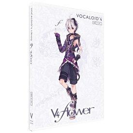 ガイノイド gynoid 〔Win・Mac版〕 VOCALOID4 Library「v4 flower」単体版[GVFJ10001]