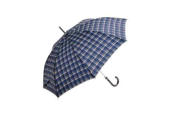 ウォーターフロント 【傘】メンズ長傘 メンズ柄ジャンプ65cm MNG-1L65-UJ 65cm【色指定不可】[MNG1L65UJ]