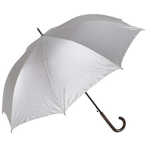 ウォーターフロント 【傘】ユニセックス長傘 表シルバー裏クロ(花火)60JP HNB-1L60-UJ(UV加工) 60cm[HNB1L60UJ]