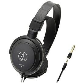 オーディオテクニカ audio-technica ヘッドホン ATH-AVC200 [φ3.5mm ミニプラグ][ATHAVC200]