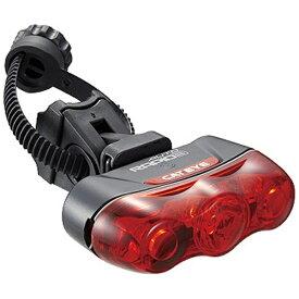 キャットアイ CATEYE オートテールライト RAPID3(赤色灯) TL-AU630-AUTO[TLAU630R]