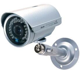 セレン SELEN 【ビックカメラグループオリジナル】アナログ対応カラー監視カメラ【赤外線投光器内蔵・防水タイプ】 SEC-G775