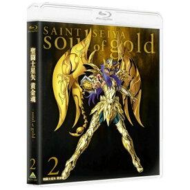 バンダイビジュアル BANDAI VISUAL 聖闘士星矢 黄金魂 -soul of gold- 2 特装限定版 【ブルーレイ ソフト】