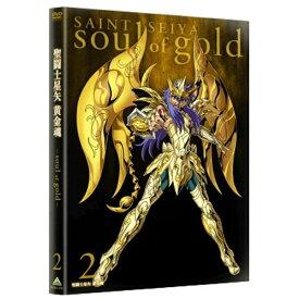 バンダイビジュアル BANDAI VISUAL 聖闘士星矢 黄金魂 -soul of gold- 2 特装限定版 【DVD】