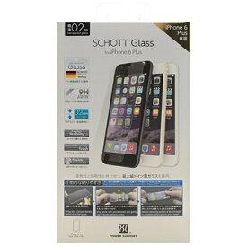 パワーサポート POWER SUPPORT iPhone 6 Plus用 SCHOTT Glass PYK-03[PYK03]