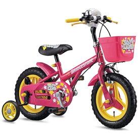 ブリヂストン BRIDGESTONE 【組立商品返品不可】12型 幼児用自転車 トイランドスタンダード(ピンク/シングルシフト) TLS12※在庫有でもお届けにお時間がかかります 【代金引換配送不可】