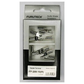FURUTECH フルテック FP-209-10(R)Yラグ端子/10コイリ[FP20910R]