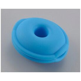 オーム電機 OHM ELECTRIC イヤホン用コードリール(ブルー) AUD-P5853-A