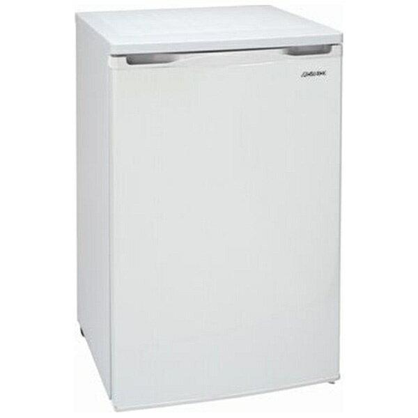 アビテラックス Abitelax ACF-110E 冷凍庫 ホワイト ストライプ [1ドア /右開きタイプ /100L][ACF110E]