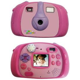 クロスワン x1 KIDS-CAMERA RYO トイカメラ ピンク [デジタル式][CROSSRYOPK]