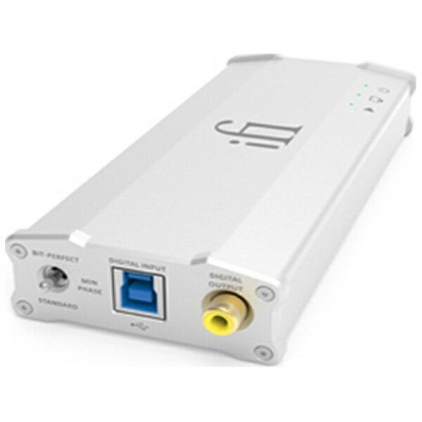 【送料無料】 IFIAUDIO D/Aコンバーター ヘッドホンアンプ USB-DAC iDAC2