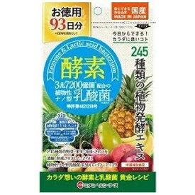 ミナミヘルシーフーズ minami 酵素+植物性乳酸菌93 186球【wtcool】